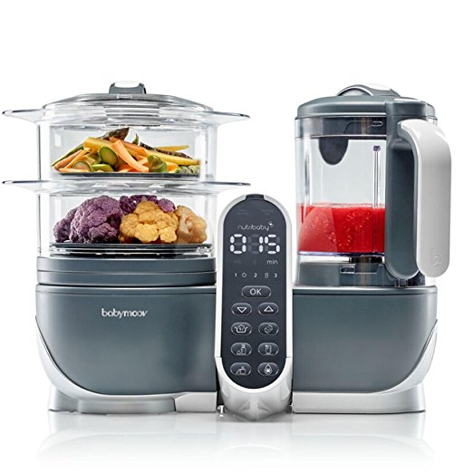 Babymoov baby Food Maker Review Meal Station 6 in 1 2019