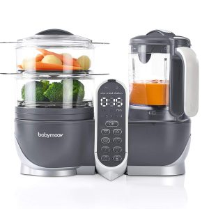 Babymoov Baby Food Maker Duo Meal Station 6 in 1
