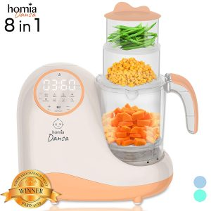 Homia Baby Food Maker Chopper Grinder