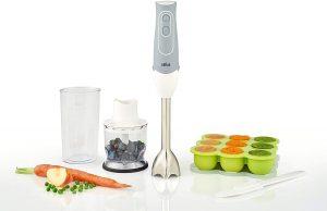Braun MultiQuick 5 Baby Food Maker