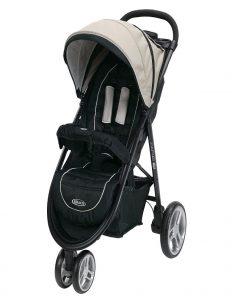 Graco Aire3 Stroller Lightweight Baby Stroller